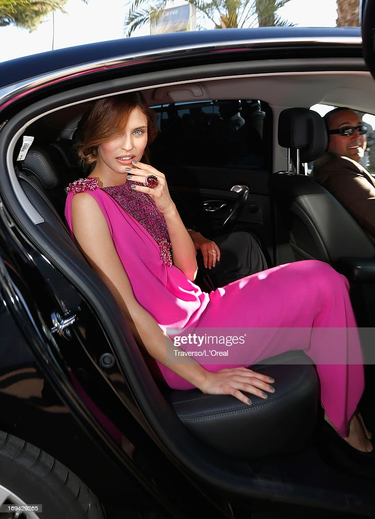 Bianca Balti attends the L'Orea Cocktail Reception during The 66th Cannes Film Festival on May 24, 2013 in Cannes, France.