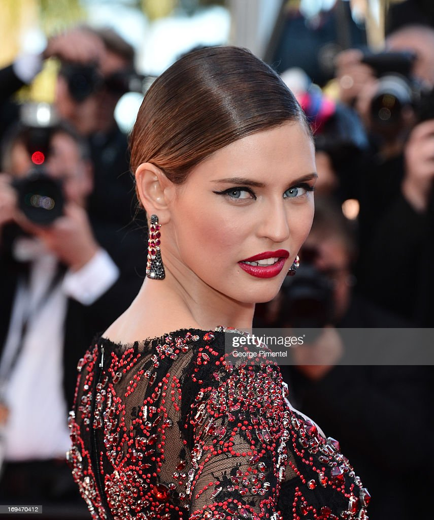 Bianca Balti attends the Premiere of 'La Venus A La Fourrure' at The 66th Annual Cannes Film Festival on May 25, 2013 in Cannes, France.