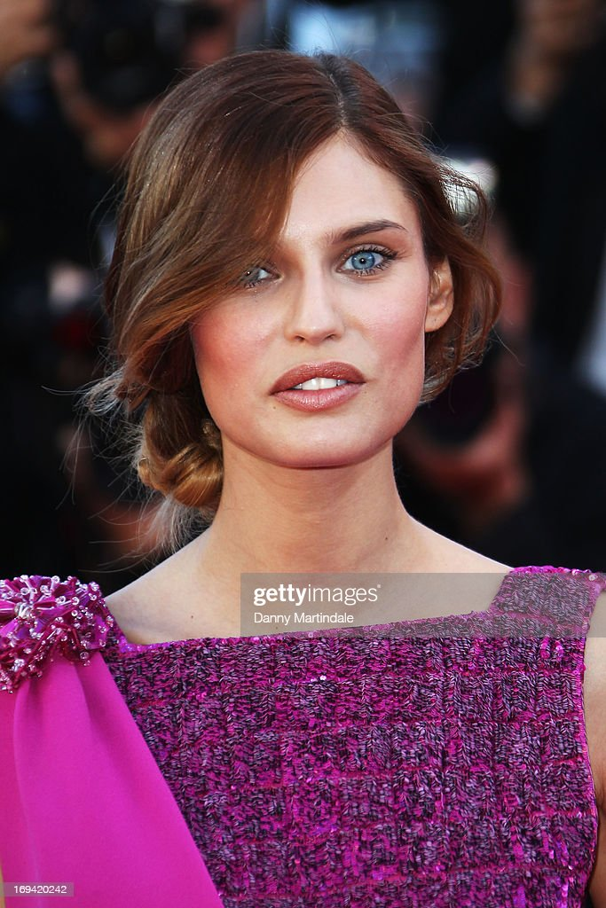Bianca Balti attends the Premiere of 'The Immigrant' at The 66th Annual Cannes Film Festival at Palais des Festivals on May 24, 2013 in Cannes, France.