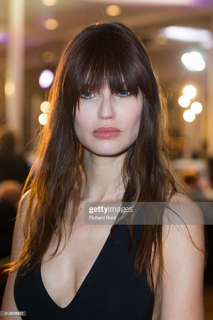 Emmanuel Ungaro : Backstage - Paris Fashion Week Womenswear Fall/Winter 2016/2017