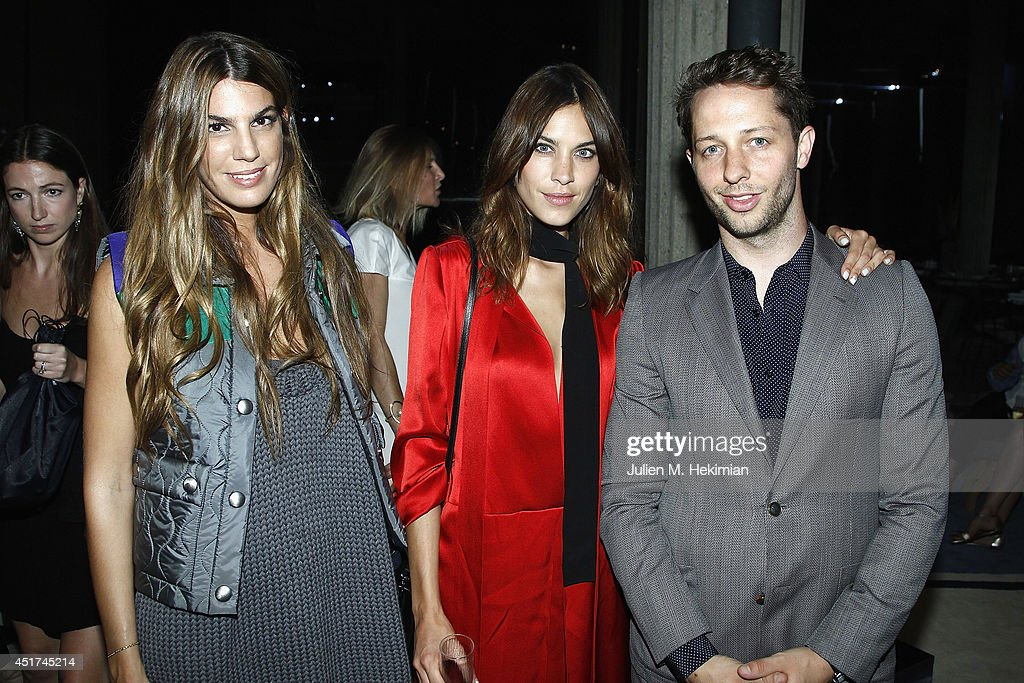 <a gi-track='captionPersonalityLinkClicked' href=/galleries/search?phrase=Bianca+Brandolini+d%27Adda&family=editorial&specificpeople=5507285 ng-click='$event.stopPropagation()'>Bianca Brandolini d'Adda</a>, <a gi-track='captionPersonalityLinkClicked' href=/galleries/search?phrase=Alexa+Chung&family=editorial&specificpeople=3141821 ng-click='$event.stopPropagation()'>Alexa Chung</a> and <a gi-track='captionPersonalityLinkClicked' href=/galleries/search?phrase=Derek+Blasberg&family=editorial&specificpeople=856710 ng-click='$event.stopPropagation()'>Derek Blasberg</a> attend the Miu Miu Resort Collection 2015 at Palais d'Iena on July 5, 2014 in Paris, France.