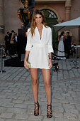Bianca Brandolini D´Adda attends a cocktail reception during The Leonardo DiCaprio Foundation 2nd Annual SaintTropez Gala at Domaine Bertaud Belieu...