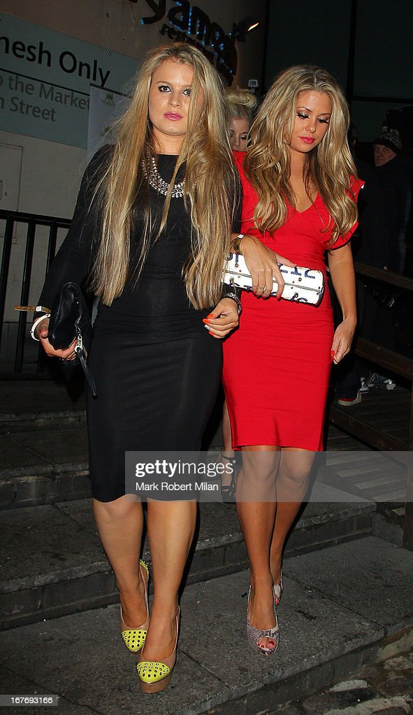 <a gi-track='captionPersonalityLinkClicked' href=/galleries/search?phrase=Bianca+Gascoigne&family=editorial&specificpeople=2882660 ng-click='$event.stopPropagation()'>Bianca Gascoigne</a> at Gilgamesh on April 27, 2013 in London, England.