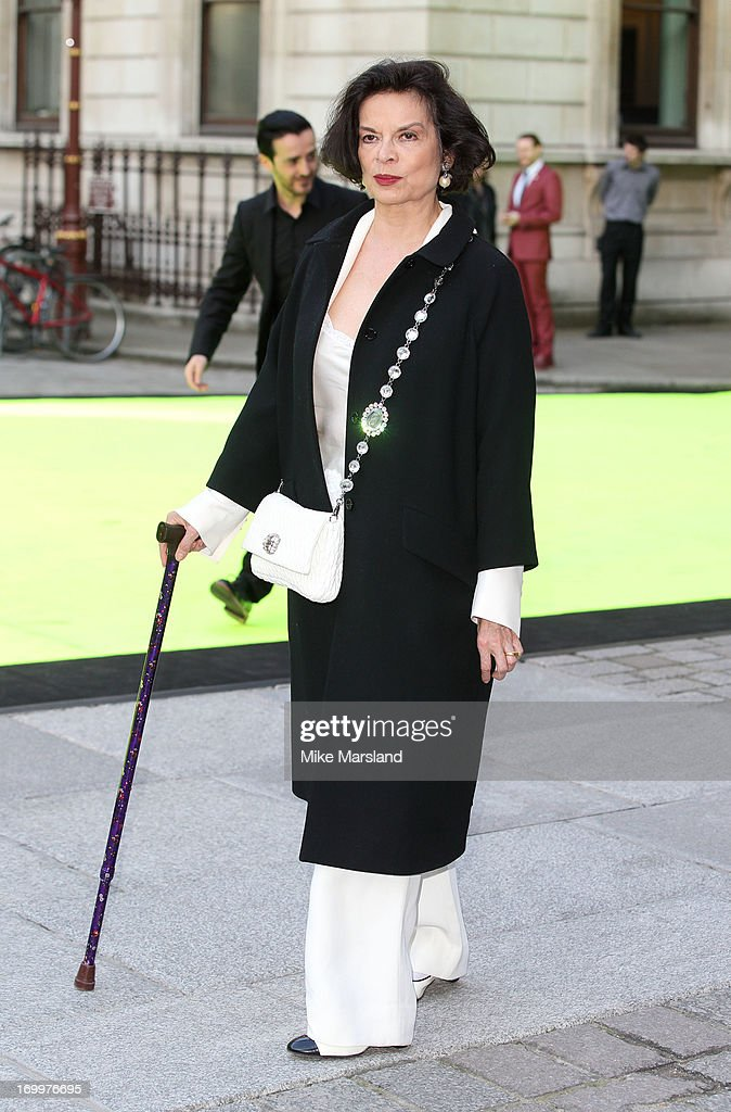 Bianca Jagger attends the preview party for The Royal Academy Of Arts Summer Exhibition 2013 at Royal Academy of Arts on June 5, 2013 in London, England.
