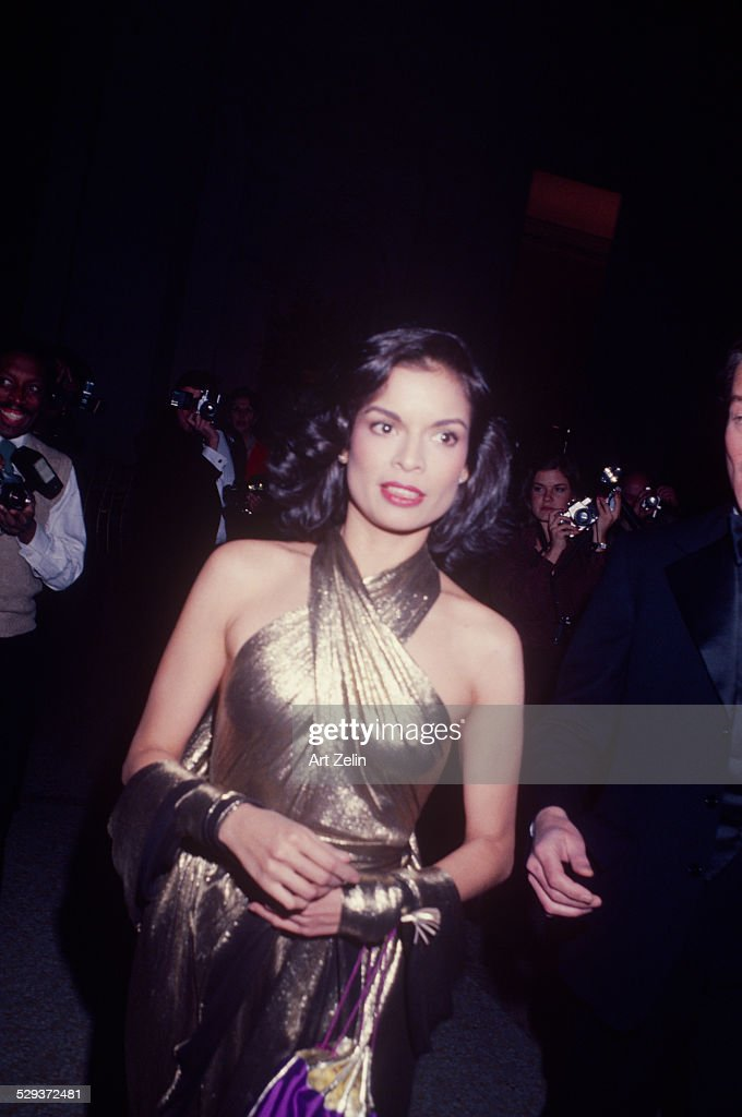 <a gi-track='captionPersonalityLinkClicked' href=/galleries/search?phrase=Bianca+Jagger&family=editorial&specificpeople=216047 ng-click='$event.stopPropagation()'>Bianca Jagger</a> wearing a gold lame dress; circa 1970; New York.
