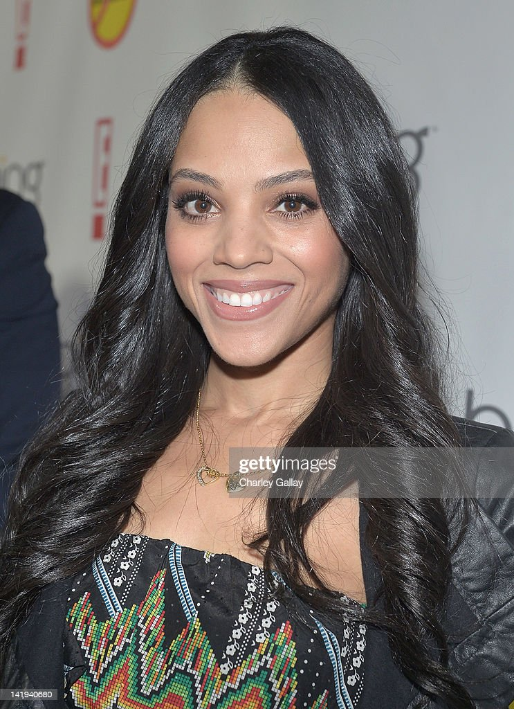 Bianca Lawson arrives at the Los Angeles Premiere of 'Bully' at Mann Chinese 6 on March 26, 2012 in Los Angeles, California.