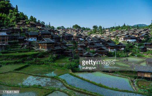 Biapa Miao village