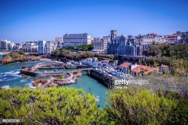 Biarritz. France