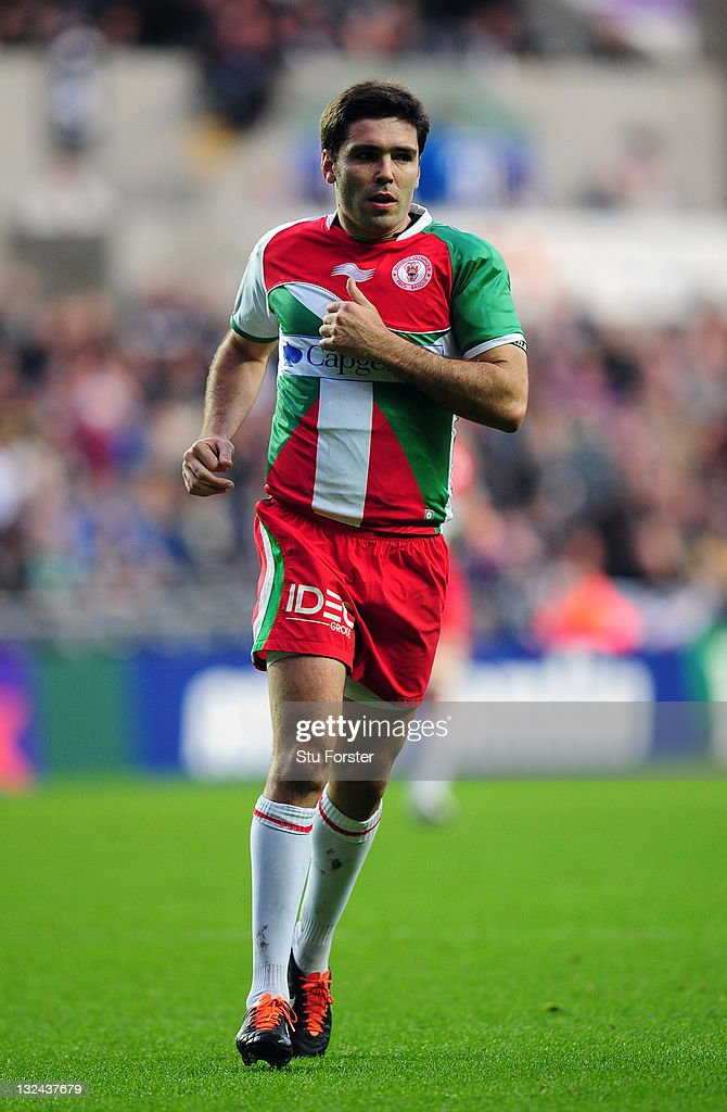 Ospreys v Biarritz Olympique - Heineken Cup