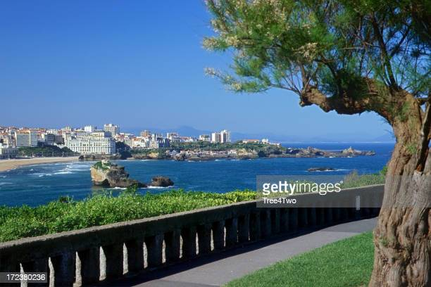 Biarritz-bord de mer