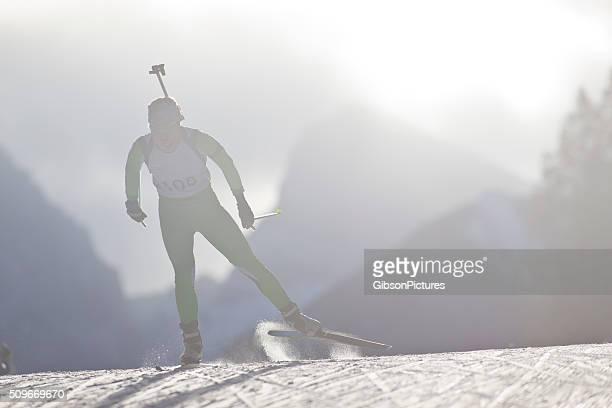 Biathlon sci ragazza Racer