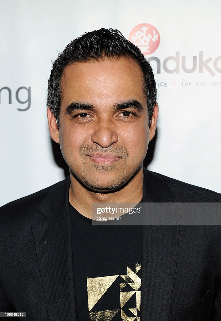 Bibhu Mohapatra attends the 2013 Bent on Learning Spring Fling Benefit at Indochine on May 29, 2013 in New York City.