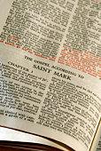Bible Series Mark