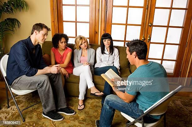 Bible Study Group Multi-Ethnic