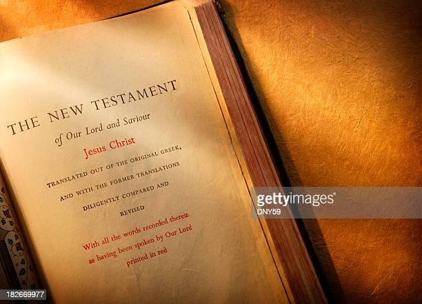 Bible d'étude