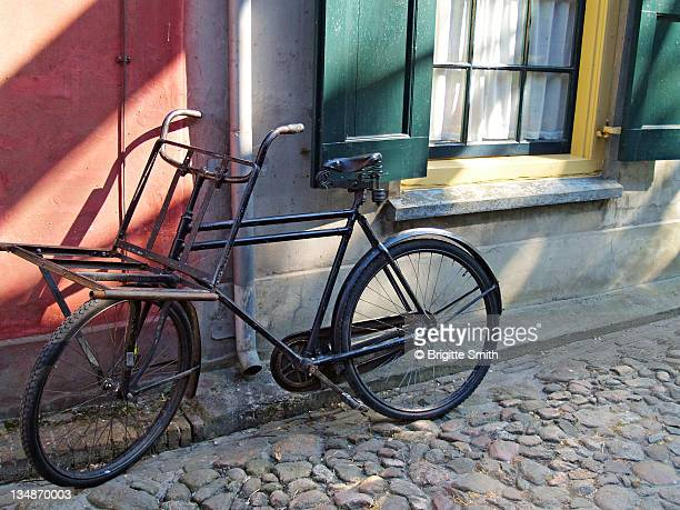 Bicycle at Zuider