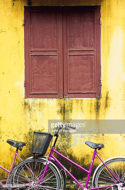 Bicycle by Window