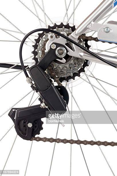 Bicycle Chain and Gears