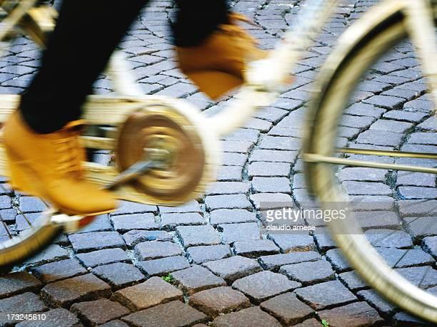 Vélo. Image en couleur