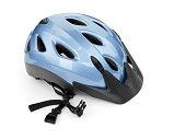 Bicycle Helmet Isolated