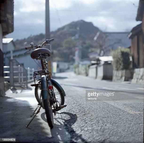 Bicycle in Naoshima