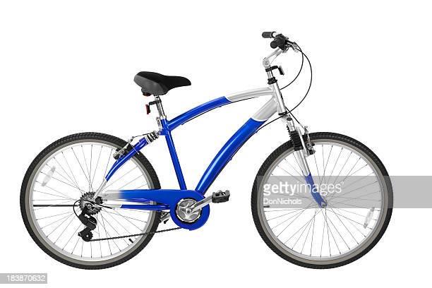 Bicycle Isolated