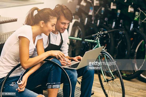 Bicycle Mechanic