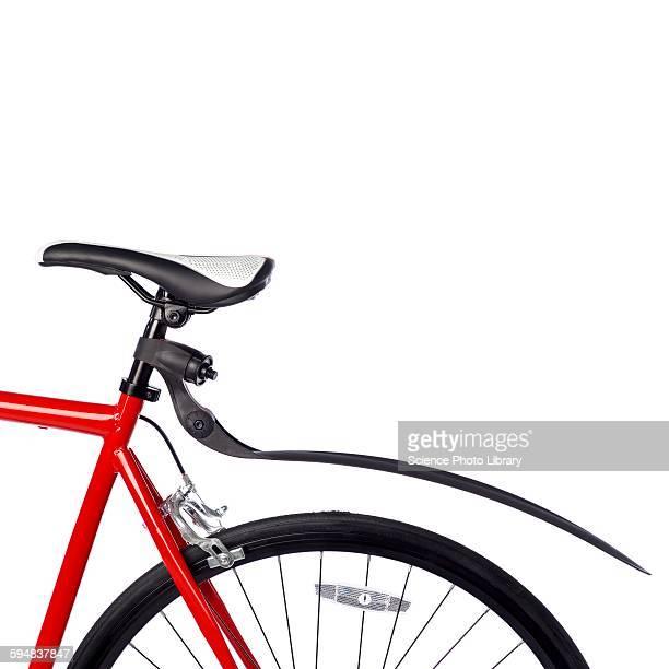 Bicycle mud guard