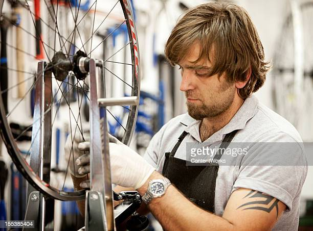 bicycle repair man