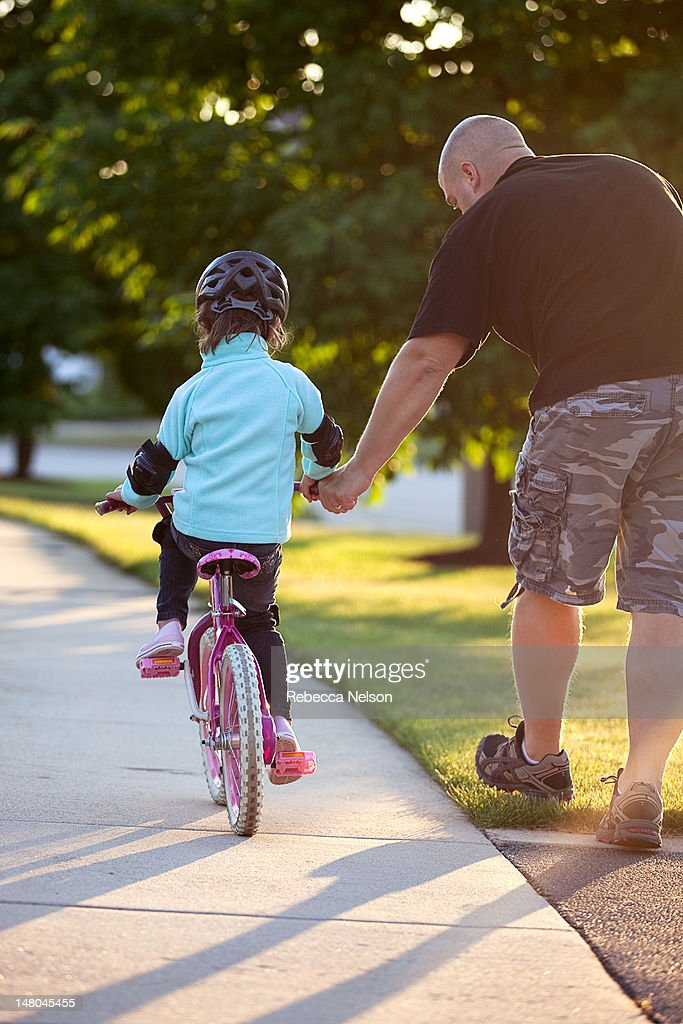Bicycle ride : Stock Photo