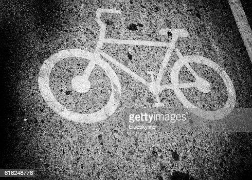 Bicicletta road : Foto stock