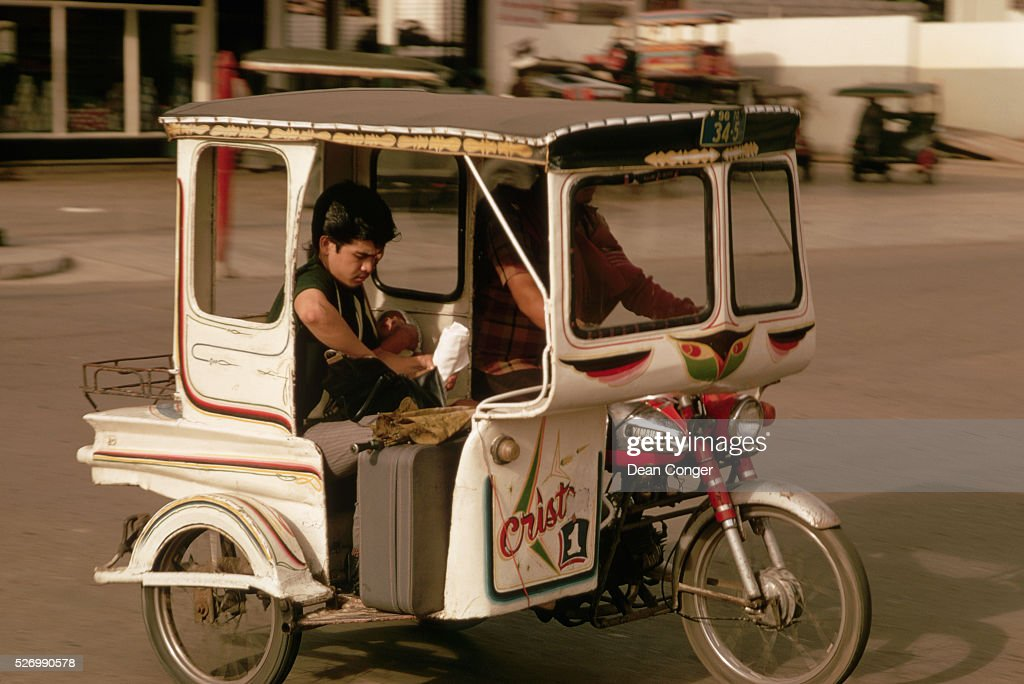 Bicycle Taxi in Zamboanga