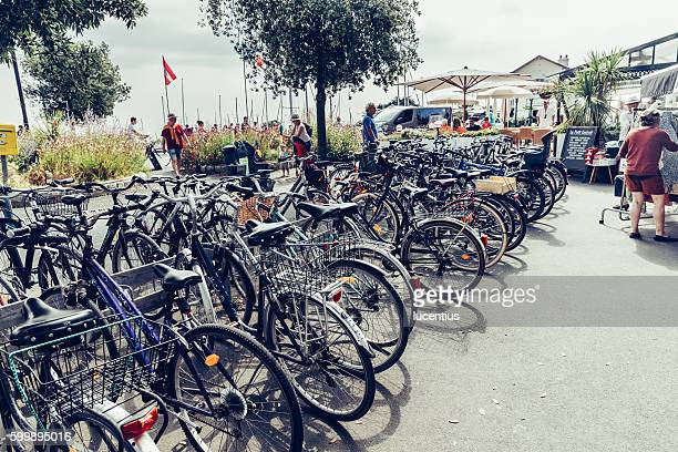 Bicycles at Ile de Re, France