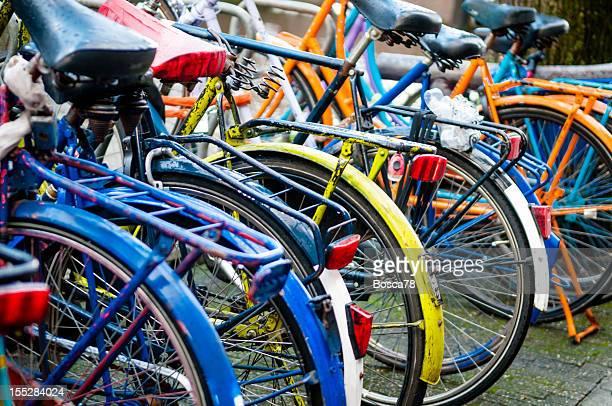 アムステルダムのサイクリングマシン