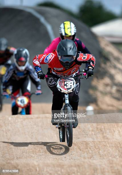Bicycles' Kaeli Lixandru took the 1720 Women's class win at the USA BMX Mile High Nationals on August 6 at Grand Valley BMX in Grand Junction CO