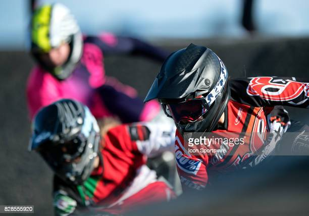 Bicycles' Kaeli Lixandru took the win in the 1720 Women's Cruiser class at the USA BMX Mile High Nationals on August 6 at Grand Valley BMX in Grand...