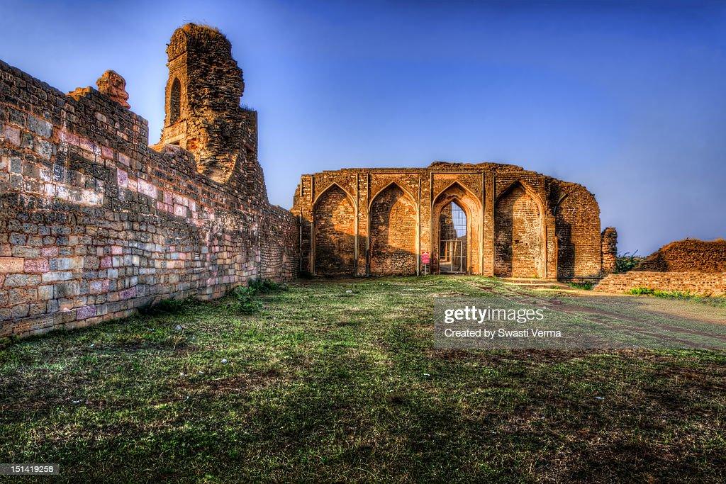 Bidar Fort : Stock Photo