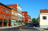 Biddeford is a city in York County, Maine, United States. It is the principal commercial center of York County.