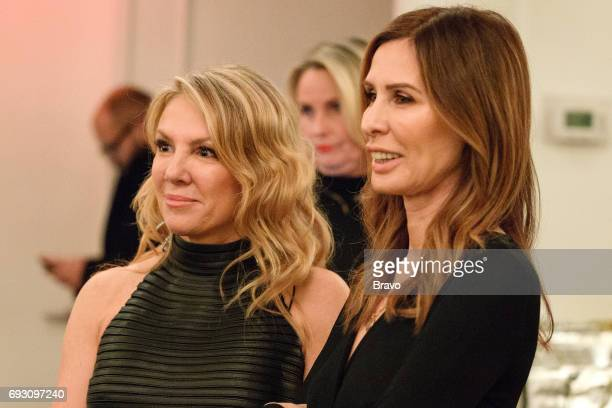 CITY 'Bidding on Love' Episode 907 Pictured Ramona Singer Carole Radziwill