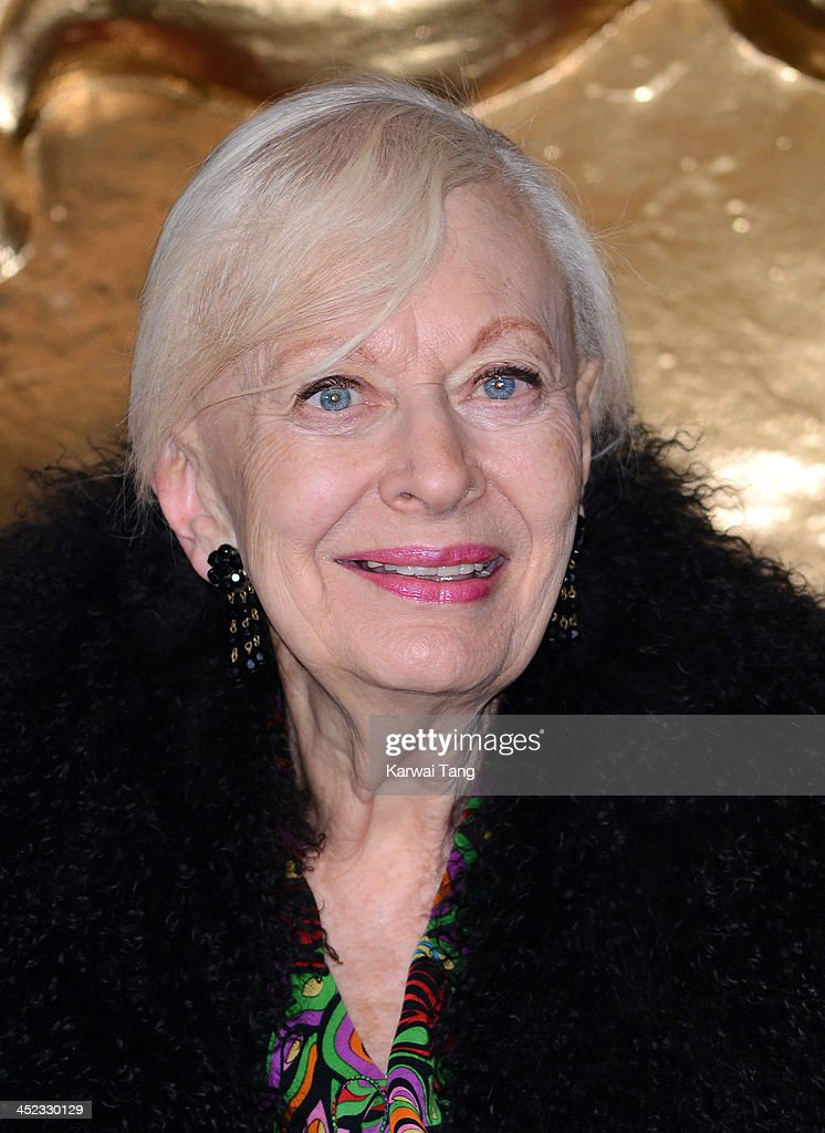 Biddy Baxter attends the British Academy Children's Awards held at London Hilton on November 24, 2013 in London, England.