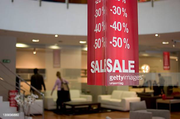 Sale stock photos and pictures getty images for Department stores that sell furniture