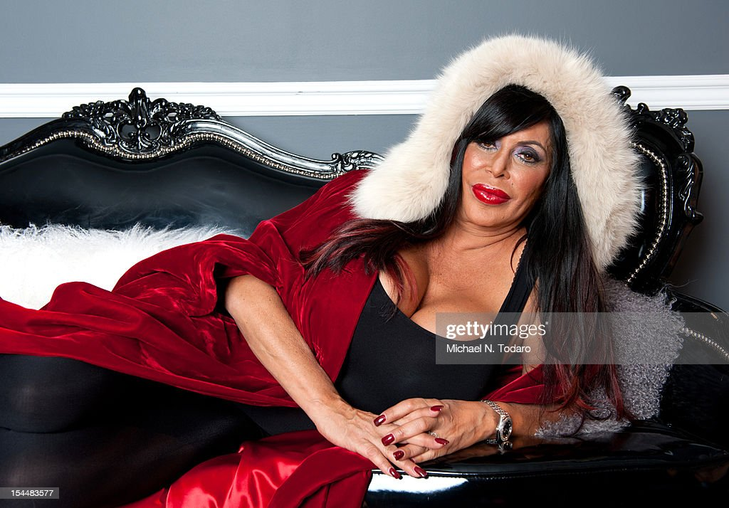 Big Ang VH1's 'Big Ang' Portrait Session on October 20 2012 in the borough of Staten Island New York City
