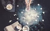 Big bang baking