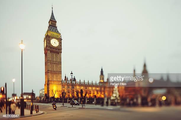 Big Ben and the Parliament