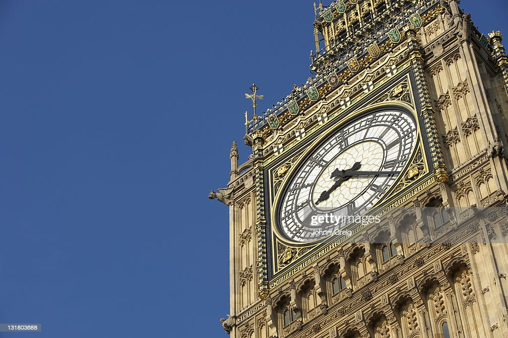 Big Ben clock : Stock Photo