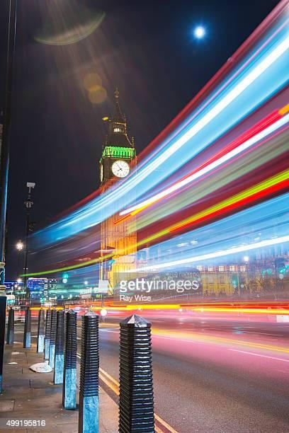 Big Ben lightstreams
