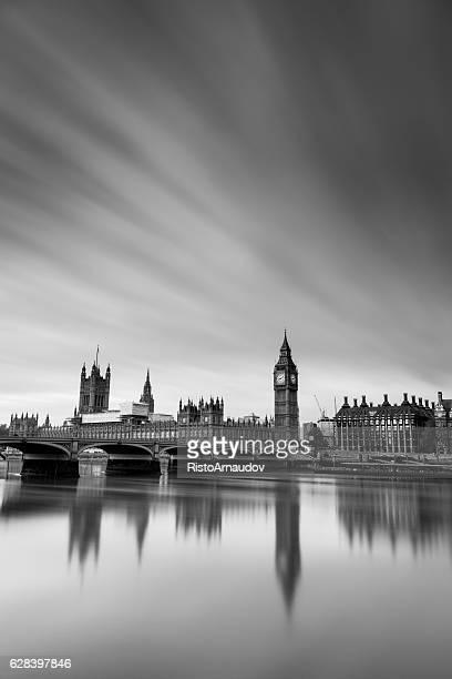 Big Ben, de Westminster, à Londres