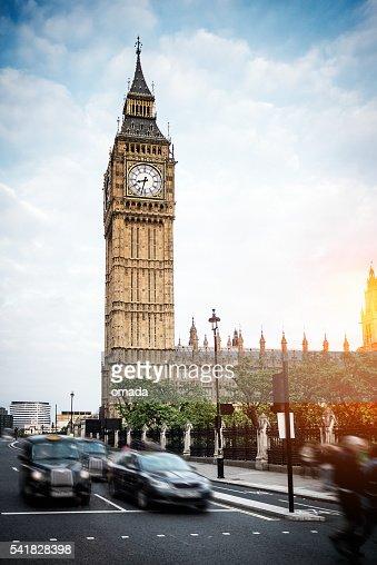 Big Ben, Westminster London