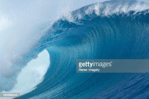 big blue wave