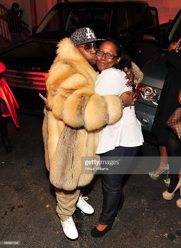 <a gi-track='captionPersonalityLinkClicked' href=/galleries/search?phrase=Big+Boi&family=editorial&specificpeople=202898 ng-click='$event.stopPropagation()'>Big Boi</a> and Rowena Patton attend the birthday celebration for <a gi-track='captionPersonalityLinkClicked' href=/galleries/search?phrase=Big+Boi&family=editorial&specificpeople=202898 ng-click='$event.stopPropagation()'>Big Boi</a> of Outkast at Club Reign on February 2, 2013 in Atlanta, Georgia.
